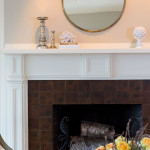 Living Room Fireplace Detail