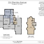 Floor Plan: Attic & Lower Levels