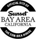 Sunset Bay Area Idea House Logo